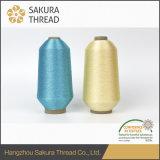 Mx 일본은 뜨개질을 하기를 위한 금속 자수 스레드를 가져왔다