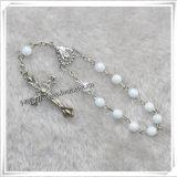 La resina luminosa borda un rosario di decade (IO-CE074)