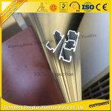Soem-Führungsleiste-Aluminiumbarren mit Befestigungsteil-Aluminiumfenster-Aluminium-Tür