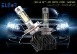 A auto lâmpada parte o jogo brilhante do farol do carro do diodo emissor de luz do lúmen H1 H4 do poder superior 48W 5300