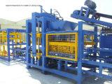 Блок Qt6-15b автоматический полый конкретный вымощая делая машину