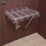 Silla de ducha plegable del asiento del cuarto de baño para la neutralización o los ancianos