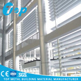Grelha elevada do indicador de alumínio da fachada do edifício da tela de alumínio
