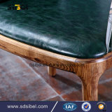 Restaurante moderno del hotel que cena la silla de cena de madera Sbe-Cy0340 de la silla de madera sólida de los muebles