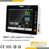 8 duim - de Geduldige Monitor van de Multiparameter van hoge Prestaties
