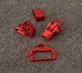 Анодированные высоким качеством части CNC алюминия подвергая механической обработке для беспилотной плоскости