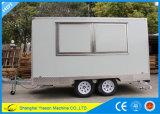 Crême glacée Van de café de Ys-Fv390b de remorques populaires de chariot à vendre