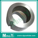CNC подвергая втулку механической обработке направляющего выступа различной формы стальную
