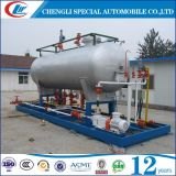 판매를 위한 주유소를 요리하는 ASME 기준 5-120 Cbm LPG