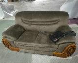La Cina che esporta sofà di cuoio, sofà del tessuto, mobilia del salone, mobilia domestica (2109)