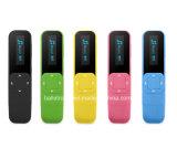 OLEDの表示MP3プレーヤー