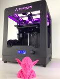 Volle Drucker-Maschine der Stahlplatten-3D mit LCD-Bildschirm-, Mehrfarben- und nahemgehäuse