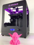 LCD 스크린의, 다색 및 가까운 울안을%s 가진 가득 차있는 강철 플레이트 3D 인쇄 기계 기계