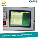 Analisador das caraterísticas dinâmicas do disjuntor para os disjuntores do petróleo (ZXKC-HB)