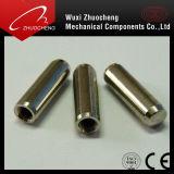 탄소 강철 직류 전기를 통한 배열된 봄 Pin 탄력 있는 똑바른 Pin DIN1481