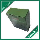 Caja de embalaje colorido de la caja de cartón