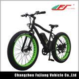 500W 48V fetter Gummireifen-Reifen-elektrisches Fahrrad mit Cer-Bescheinigung
