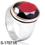 Nieuw Zilver 925 van de Ring van de Juwelen van Hotsale van de Fabriek van het Ontwerp