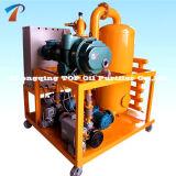Purification de l'huile du transformateur à vide en acier inoxydable (ZYD-150) avec haute tension