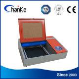 Precio de la máquina del sello de goma de Ck400 40With60W para el sello de goma