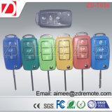 Tasto universale dell'automobile di telecomando 315MHz/433MHz dell'allarme dell'automobile variopinto
