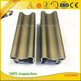 家具のためにアルミニウム多彩な突き出されたプロフィールを供給しているアルミニウム製造業者