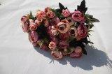 Цветки оптового высокого качества искусственние для украшения венчания