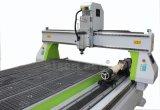 CNC機械回転式装置を持つ木製のルーターの彫版機械彫刻家