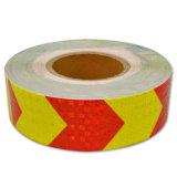 自己接着PVC矢の反射安全警告のConspicuityテープ