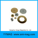 NdFeB Cylinder Magnet Neon Ring Magnetic