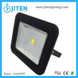 luz al aire libre de la lámpara de inundación del reflector IP65 LED del brillo LED de la cena 30W
