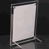 مغنطيسيّة برسبكس عرض أطر, حرّة يقف أكريليكيّ صورة إطار