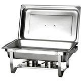 食糧を暖かい保存するためのステンレス鋼の摩擦皿(GRT-AT761L63-1)