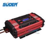 Suoer LCD 디스플레이 (FPC-D1000A)를 가진 새로운 고주파 순수한 사인 파동 변환장치 1000W 12V 220V 태양 에너지 변환장치
