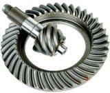 鋳造物鋼鉄螺線形の斜めギヤセット