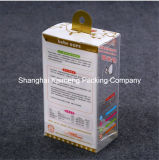 Custom Design Logo Printing Plastic PP Box Wholsale, plastique PP Packaging Box