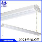 Luz de la Tri-Prueba del tubo de la cubierta el 120cm LED de la PC de la iluminación del garage