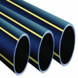 Труба полиэтилена высокой плотности профессионального изготовления пластичная для газа