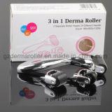 3 i più popolari in 1 rullo Microneedle DRS di Derma