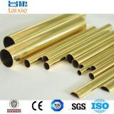 Placa de cobre del tubo CuNi13zn23pb1 para el tubo industrial de la aleación de cobre