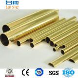 Placa del tubo del cobre de la alta calidad CuNi13zn23pb1 para industrial