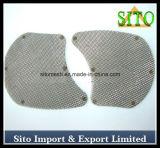 Edelstahl-Maschendraht-Filter-Platte Kindney Form