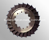 Matériau de bâti de turbine d'acier inoxydable de résistance de température élevée