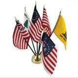 실내 사무실 훈장 (HYTF-AF015)를 위한 테이블 깃발