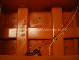 13m Tri-Axles вогнутый Lowbed трейлер Semi