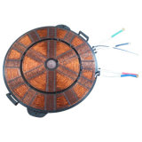 Bobina de bloqueador da garantia de qualidade para o calefator de indução
