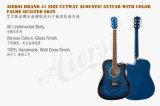 41 polegadas colorida - guitarra acústica do estudante da venda por atacado da qualidade elevada (SG028CA)