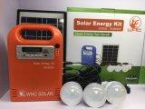 Mini-Solarhauptbeleuchtung-Stromnetz Gleichstrom-5With5000mAh/6V