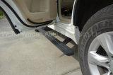 para a etapa lateral elétrica de auto acessório de Toyota-Prado/placa Running