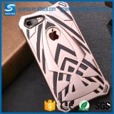Caixa Shockproof por atacado do telefone de PC+TPU Blademaster para o caso do iPhone 7